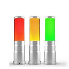 LED Tri-color alarm signal warning light CNC single-layer lathe CNC tower light