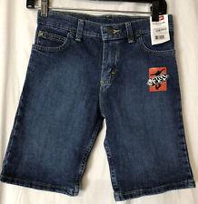 Wrangler Boys Active Flex Denim Board Shorts Size 10 Regular NEW