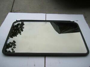 BMW E28 Conversion SAAB 9000 Glass Moonroof + Shade upgrade e28 535i 535is M5