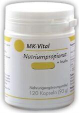 120 Kapseln a 500 mg Natriumpropionat + Inulin