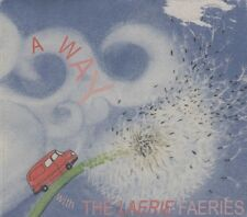 Laerie Faeries a Way With CD Digipack Electric Gypsy Folk Rock Eco Fusion Dance