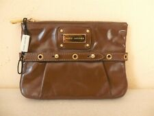 MARC JACOBS - POUCH Brown leather - NEW - AUTHENTIC