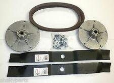 """Murray 42"""" Deck Kit Quill 2925, PIX Belt 37x88, Blades 6476, Bolts 9469"""