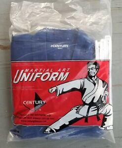 Century Blue Martial Arts Uniform Size 2