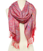 Cashmere Acrylic Scarves Women Paisley Scarf Silk Pashmina Fashion Shawl Wrap