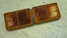 1984 Kawasaki ZN700 ZN 700 LTD K413' front reflector set pair