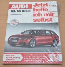 Audi A4 & A4 Avant B8 Benziner Modell 2007 und 2008 Reparaturanleitung JHIMS 265