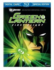 Green Lantern: First Flight (2011, REGION A Blu-ray New) BLU-RAY/WS