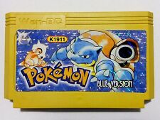 Pokemon blue - Famicom Famiclone Nes Cartridge