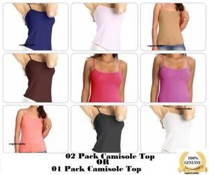 Women Camisole Top Jockey Soft Wonder Camisole Style 1805 Size S M L XL XXL