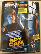 SPY CAM CAMERA POUR SPYNET MONTRE VIDEO WATCH ++ 100% NEUF ++ SPY NET REALTECH