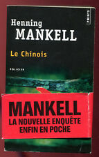 HENNING MANKELL: LE CHINOIS. POINTS. 2013.