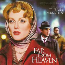 LOIN DU PARADIS (FAR FROM HEAVEN) - MUSIQUE DE FILM - ELMER BERNSTEIN (CD)