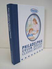 Philadelphia Cream Cheese Classic Recipes Hardcover 2001