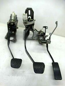 Honda Civic Clutch Pedal Brake Accelerator Gas Set Manual 5 Speed Swap 92-95 EG