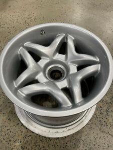 FERRARI SPEEDLINE GENUINE F50 REAR MAGNESIUM ALLOY WHEEL NOS 18x13 #162949