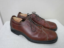 Men's COLE HAAN COUNTRY 12 M Brown Leather Lace Up Dress Casual Oxfords Shoes