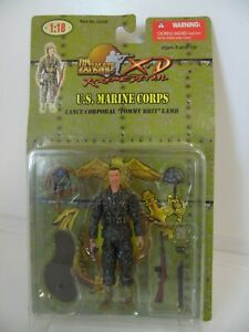 The Ultimate Soldier US Marine Corps Lance Corporal Tommy Brit Lamb Figure
