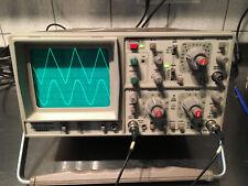 Hameg HM203-6 Oszilloskop 20 MHz 2 Kanäle  6 Monate Garantie