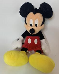 Disney Mickey Mouse Plush Stuffed Animal Disneyland Walt Disney World