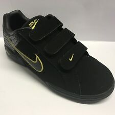 Nike Womens Trainers Black/Gold Trainers Sequin Detail Size 6 £23.99 Seconds