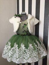 Bridal Lace trim Ivory 10 inch/26cm,Wedding rich heavy Embroidered,Dense pattern