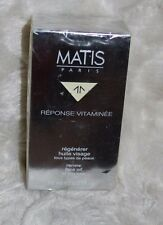 MATIS Reponse Vitaminee Renew Face Oil all skin types .51 oz 15 mL NEW Sealed