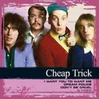 """CHEAP TRICK """"COLLECTIONS"""" CD NEUWARE"""