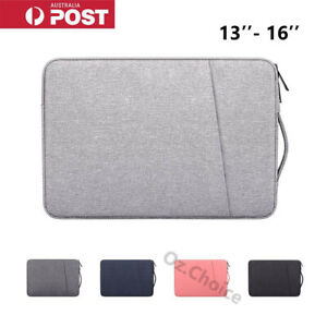 """Slim Laptop Sleeve Bag Carry Case 13"""" 14"""" 15"""" 16"""" for MacBook Dell Asus HP"""