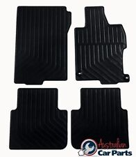 Honda Accord Rubber floor mats New Genuine 2013-2015 08P13T2M710X accessories