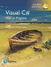 Visual C# How to Program by Harvey Deitel, Paul Deitel (Mixed media product, 2017)