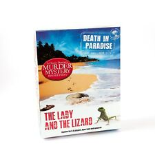 Death In Paradise Lady and the Lizard Murder Mystery Dinner Party Game