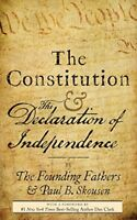 The Constitution and the Declaration of Independence: The... by Skousen, Paul B.