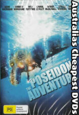 The Poseidon Adventure DVD Gene Hackman PAL Region 0