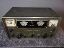 VINTAGE HAMMARLUND HQ100A HAM RADIO RECEIVER