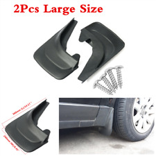 "2PCS 14.17 ""x9.45"" Car Mud Flaps Splash Guard Fenders Front Rear w/ Accessories"