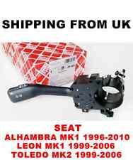 INDICATOR STALK W/O CRUISE TURN SIGNAL SWITCH SEAT ALHAMBRA LEON MK1 TOLEDO MK2