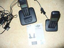 téléphone fixe 2 postes
