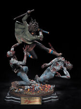 The Walking Dead Michonne Resin Statue 812/1500 w/COA McFarlane Toys NEW SEALED
