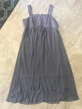 Dana Kay Lavender Sleeveless Woman Dress Size 18 New with Tag Free Shipping