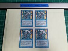 4x Wall of Air   4th Edition   MTG Magic The Gathering Cards