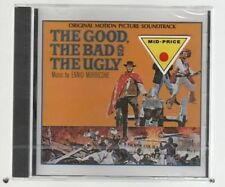ENNIO MORRICONE THE GOOD, THE BAD AND THE UGLY CD SIGIL