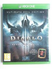 Diablo III reaper of souls ultimate evil édition Jeu Vidéo XBOX ONE