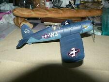 maquette avion F-4U CORSAIR,1/18.