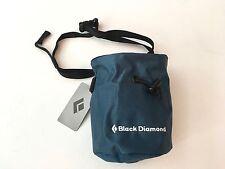 NEW!! Black Diamond Mojo Chalk Bag Includes Waist Strap - Denim M/L - Climbing!