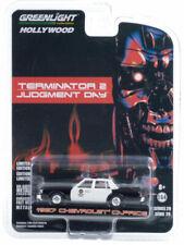 Greenlight Chevy Caprice Metropolitan Police 1987 Terminator 2 44890 F 1/64