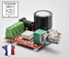 Mini Hi-Fi Amplificateur stereo audio 2x10W PAM8610 double canal D