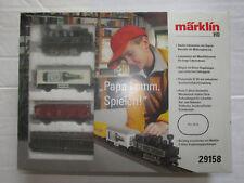 Märklin Numérique H0 29158 Anfangszugpackung avec Locomotive Klvm Bn 1859