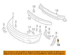 SUBARU OEM 00-04 Outback Front Bumper-Side Bracket Bolt 901000189