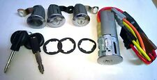 PEUGEOT PARTNER 96-08 LOCKSET DOOR TAILGATE LOCK BARREL IGNITION SWITCH NEW